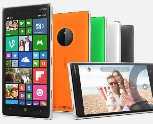 Nokia lumia reparatie