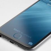 touch id in het scherm iphone