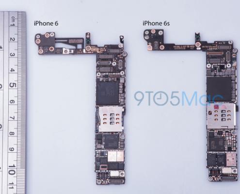 iPhone-6s-moederbord