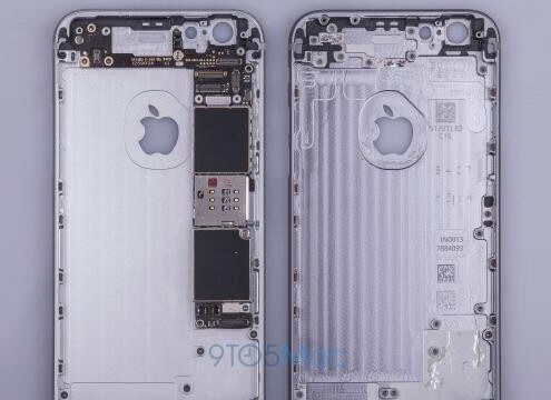 iPhone 6s behuizing