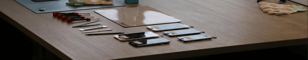 Afspraak maken voor telefoon en tablet reparatie