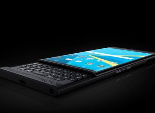 Blackberry priv met android 2015