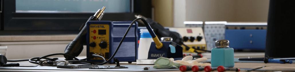 Telefoon en tablet reparatie aanmelden