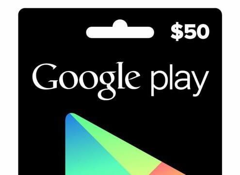 Google play tegoedkaarten binnenkort in Nederland