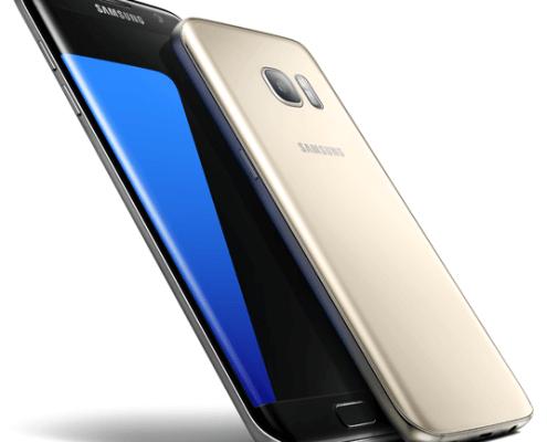 De beste smartphone van dit moment Samsung Galaxy S7 Edge