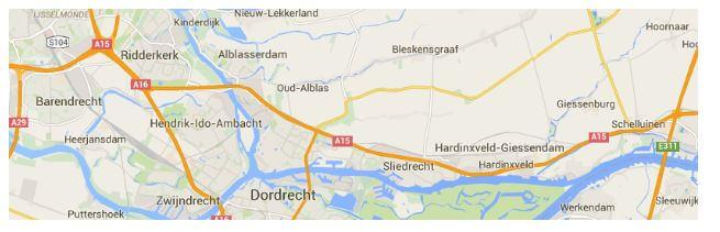 telefoon scherm vervangen regio map repair it now