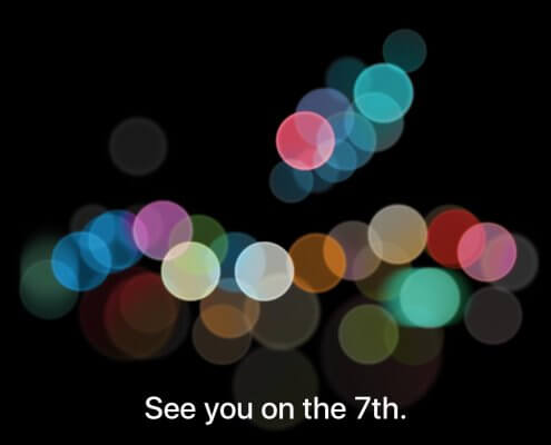 De nieuwe iPhone 7 release datum 7 september 2016