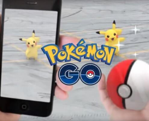 Na update voor Pokémon Go nu een powerbank echt noodzaak
