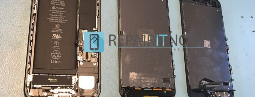 Eerste iPhone 7 schermen al vervangen bij Repair IT Now