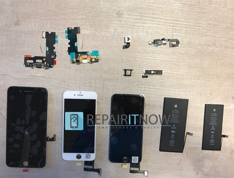 iPhone 7 onderdelen op voorraad bij Repair IT Now