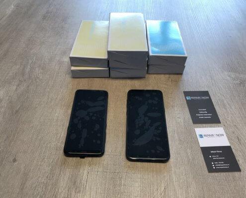 Samsung Galaxy S8 en Samsung Galaxy S8 schermen op voorraad bij Repair IT Now