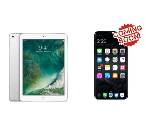 iPhone 8 en iPad 2017 reparatie door Repair IT Now