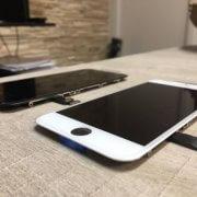 Meerdere iPhone 8 scherm reparaties komen binnen bij Repair IT Now