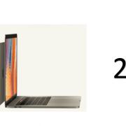 2018 wordt het jaar van de MacBooks
