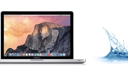 macbook met waterschade reparatie wat moet je als eerst doen