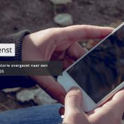 Whatsapp laten overzetten van iPhone naar Samsung