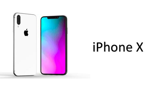 Eerste informatie over de iPhone X Plus