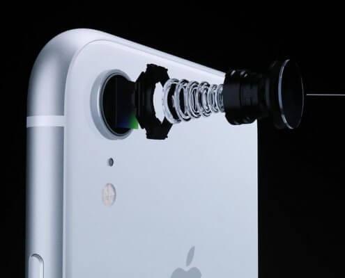 Wat maakt de camera van de iPhone XR zo bijzonder