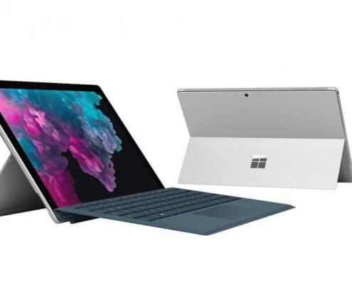Microsoft komt met surface pro 6